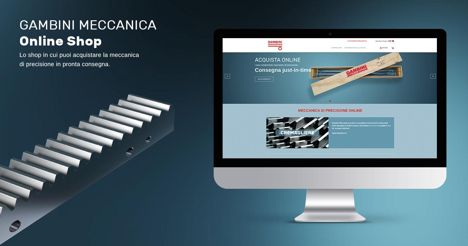 quality design 7fa4b 5791d e-shop Gambini Meccanica: una sfida sul mercato ...